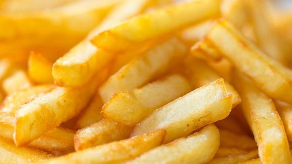 El algoritmo para cocinar la patata frita perfecta - Cocinar calabaza frita ...